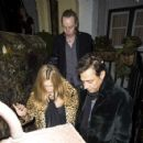 Kate Moss Leaves Craigellachie Hotel In Scotland