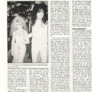 Heather Locklear - Le Lundi Magazine Pictorial [Canada] (8 August 1987) - 454 x 631