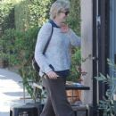 Jane Lynch out for lunch in Los Angeles, California on September 4, 2014