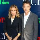 Téa Leoni and Tim Daly