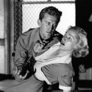 Kirk Douglas and Eleanor Parker
