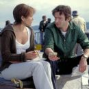 Jennifer Lopez and Dan Futterman in Columbia's Enough - 2002