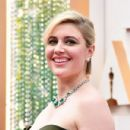 Greta Gerwig At The 92nd Annual Academy Awards - Arrivals - 431 x 600