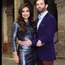 Alejandro Amaya and Ana Brenda Contreras- Hola Magazine Mexico February 2013 - 314 x 596
