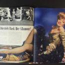 Marlene Dietrich - Screen Guide Magazine Pictorial [United States] (June 1942) - 454 x 340