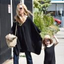 Rachel Zoe was spotted running errands with her son Kaius Berman in Los Angeles, California on March 24, 2017 - 445 x 600