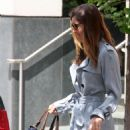 Jessica Biel - Leaves Her Apartment As She Heads To Lunch At Le Bilboquet In New York City., 2010-05-06