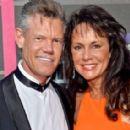 Randy Travis and Mary Davis Travis