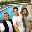 Cristiano Ronaldo's confidant, adviser, sounding board and best friend - meet Ricky Regufe