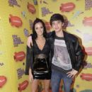 Oriana Sabatini and Julian Serrano- Kids' Choice Awards Argentina 2015 - 454 x 680