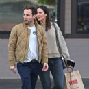 Mandy Moore and Taylor Goldsmith – Shopping in Los Angeles