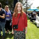 Actor Holland Roden attends Children Mending Hearts' 9th Annual Empathy Rocks on June 11, 2017 in Bel Air, California - 430 x 600