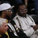 Celebrities Attend NBA Finals Game 2: Orlando Magic v Los Angeles Lakers