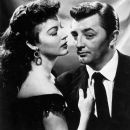 Robert Mitchum and Ava Gardner
