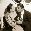 Robert Mitchum and Dorothy Mitchum
