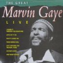 The Great Marvin Gaye - Live