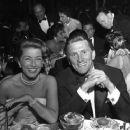 Anne Buydens Douglas and Kirk Douglas
