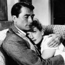 Gregory Peck and Deborah Kerr