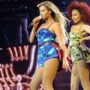 Beyonce Performance In Glasgow
