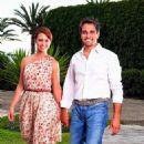 Natasha Klauss and Marcelo Greco