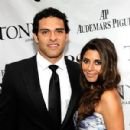 Mark Sanchez and Jamie-Lynn Sigler - 300 x 300