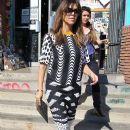 Kourtney Kardashian: arrive at Wacko in West Hollywood