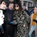 Selena Gomez – Arriving at Capital Breakfast Radio Studios in London