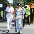 Lily Allen – Wimbledon Tennis Championships 2019 in London - 454 x 490