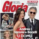 Andrea Bocelli - Gloria Magazine Cover [Croatia] (13 November 2014)