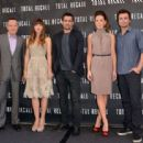 "Kate Beckinsale: photo call for Columbia Pictures' ""Total Recall"" held at the Four Seasons Hotel in Los Angeles"
