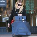 Ashley Benson – Christmas shopping at Barneys New York in Beverly Hills - 454 x 681