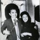 James Mason and Pamela Mason