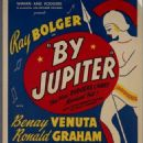 BY JUPITER Original 1942 Broadway Cast Starring Ray Bolger - 454 x 704