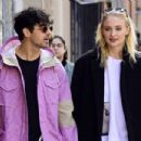 Sophie Turner and Joe Jonas Out in New York 03/11/2019