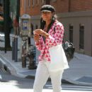 Rosario Dawson – Out in New York