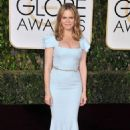 Jennifer Jason Leigh At The 73rd Golden Globe Awards (2016)