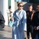 Gigi Hadid – Arrives in Milan