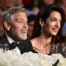 George Clooney and Amal Alamuddin : American Film Institute's 46th Life Achievement Award Gala Tribute - 454 x 301