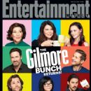 Gilmore Girls - Entertainment Weekly Magazine Cover [United States] (25 November 2016)