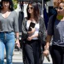 Selena Gomez Out About In West Hollywood