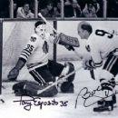 Tony Esposito & Bobby Hull - 454 x 359