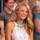 "Blake Lively - Appears On ABC's ""Good Morning America"" In New York City, 04.08.2008."