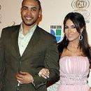 Jackie Guerrido and Don Omar