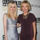 "Dakota Fanning attended Cosmopolitan's 15th Annual ""Fun Fearless Awards"", March 5, at the Mandarin Oriental Ballroom in New York City"