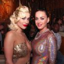 Katy Perry Top Of The Standard New Years Eve Party In Ny
