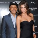 Angela Martini and Russell Simmons - 418 x 600