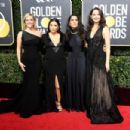 Salma Hayek – 2018 Golden Globe Awards in Beverly Hills