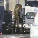 PICTURED: Miley Cyrus passionately kisses Victoria's Secret Angel Stella Maxwell after coming out as bisexual