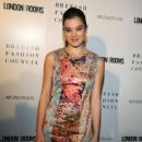Hailee Steinfeld attended the London Show Rooms LA closing cocktail event at Mondrian Los Angeles, October 19, in West Hollywood