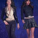 Irina Shayk Bebe Winter In Wonderland Holiday Collection 2014